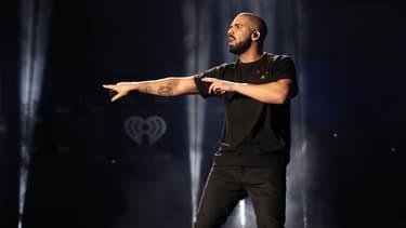 Drake sur scène en septembre 2016