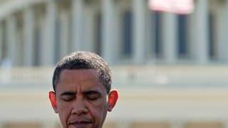Selon un responsable de l'administration américaine, le président Barack Obama va instaurer par décret une commission présidentielle pour enquêter sur la marée noire dans le golfe du Mexique. /Photo prise le 15 mai 2010/REUTERS/Joshua Roberts
