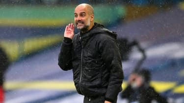 Pep Guardiola le 3 octobre 2020.