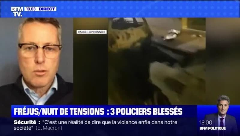 Violences urbaines à Fréjus - 09/05
