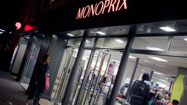 Un partenariat a été lancé entre Monoprix et Amazon.