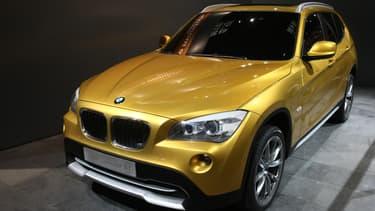 Les BMW Série 1, Série 3, Z4 et X1 sont concernées par cette campagne de rappel. (image d'illustration)