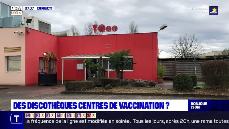 Chassieu: une discothèque transformée en centre de vaccination?