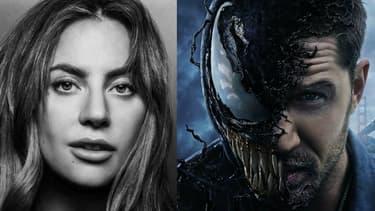 Détails des affiches d'A Star is born et de  Venom
