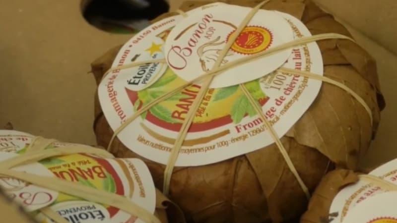 Alpes-de-Haute-Provence: la fête du fromage de Banon une nouvelle fois annulée