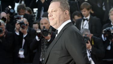 Harvey Weinstein au Festival de Cannes en 2013