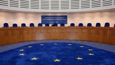 La Cour européenne des droits de l'homme (illustration)