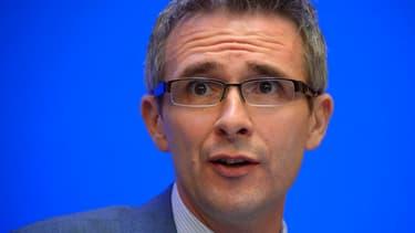 Stéphane Troussel le président de la Seine-Saint-Denis
