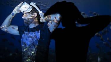 Adrien Moisson est à l'origine de Wild Immersion, une expérience en réalité virtuelle au plus près d'animaux sauvage.