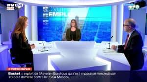 C votre emploi Lyon: l'émission du 27/10 avec Stéphanie Lebert Grosbois, responsable emploi à La Poste Auvergne Rhône-Alpes et Christophe de Menthon, directeur territorial de Pôle emploi Rhône