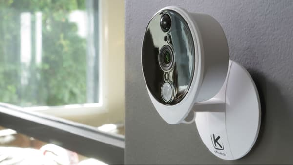 La caméra Kiwatch