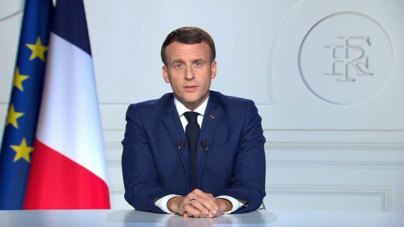 Mort de Valéry Giscard d'Estaing: l'allocution d'Emmanuel Macron en intégralité