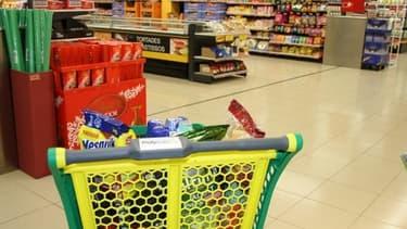 Les Français continuent de consommer faiblement