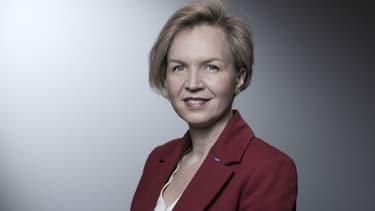 Virginie Calmels en mars 2018