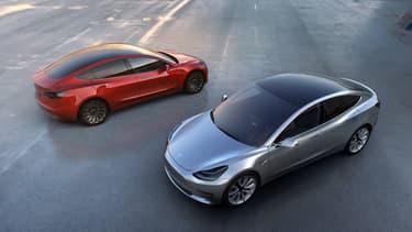 Dévoilée ce vendredi 1er avril à 5h30 du matin, la Tesla Model 3 est une compacte électrique séduisante qui sera vendue 35.000 dollars.