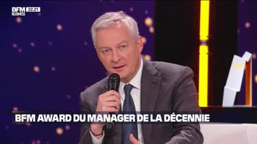 "Bruno Le Maire: ""ma conviction profonde est que la France rebondira fort en 2021"""