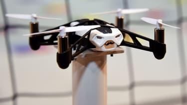 L'activité drone grand public présente des marges trop faibles pour assurer la pérennité de l'entreprise.