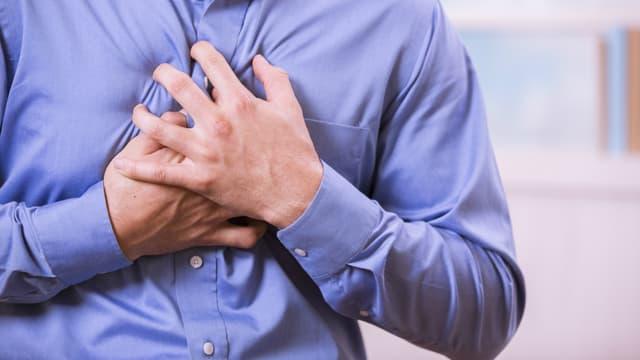 Les crises cardiaques seraient plus fréquentes en fin d'année avec la période des fêtes.