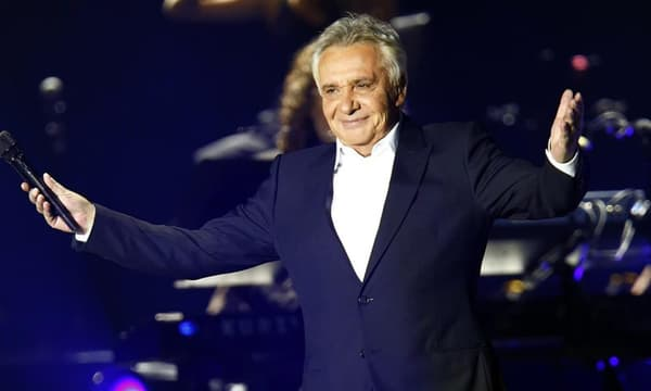 Michel Sardou en 2012