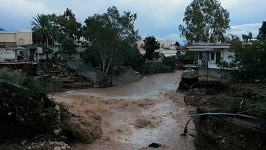 D'importantes inondations en Grève en novembre 2019 (PHOTO D'ILLUSTRATION).