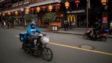 McDonald's veut doubler son nombre de restaurants en Chine