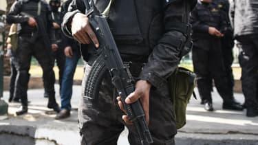 Une explosion à check-point de la police au Caire a fait six morts. (Photo d'illustration)