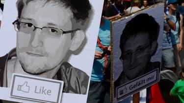 Edward Snowden a été récompensé par d'anciens membres de la CIA.
