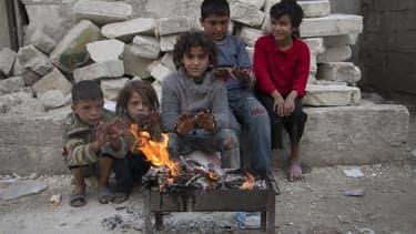 250 millions d'enfants, soit un sur neuf dans le monde, vivent dans des pays touchés par des conflits, selon l'Unicef.