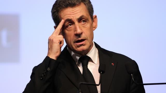 Nicolas Sarkozy - Image d'illustration