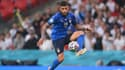 Emerson lors de l'Euro 2021 avec l'Italie.