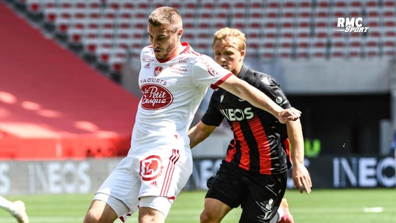 Nice 3-2 Brest :