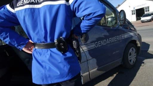 À la suite de l'agression, le lieutenant de gendarmerie avait été hospitalisé pour des examens.