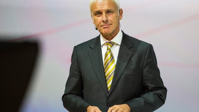 Le patron de Volkswagen est visé par une enquête.