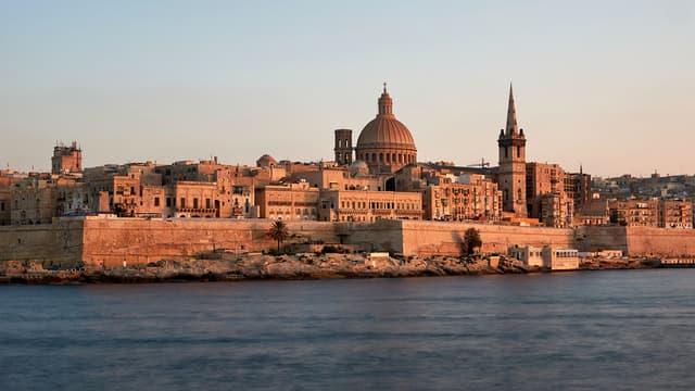 La Vallette, capitale de Malte. (Photo d'illustration)