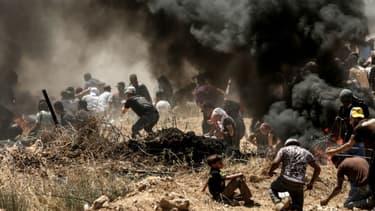 Un Palestinien de 24 ans a été tué ce lundi à la frontière entre Israël et la bande de Gaza