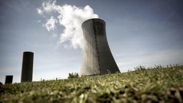 Vue de la centrale nucléaire du Tricastin (image d'illustration)