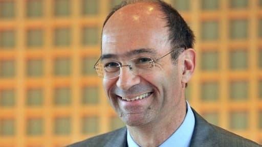 Le député UMP a fustigé l'inaction du gouvernement