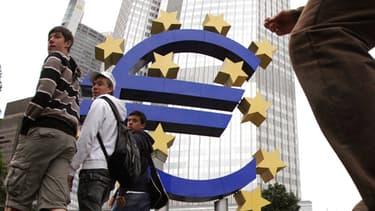 La banque centrale peut certes intervenir sur ce marché, mais elle n'est qu'un acteur parmi d'autres.