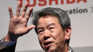 Hisao Tanaka est sur la sellette.