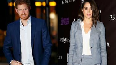 Le prince Harry et Meghan Markle n'ont toujours pas fait d'apparition officielle