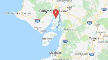 Un séisme a frappé l'Equateur ce vendredi matin.