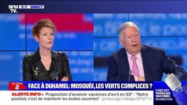 Face à Duhamel: Subvention d'une mosquée à Strasbourg, les Verts sont-ils complices de l'islam politique ? - 24/03