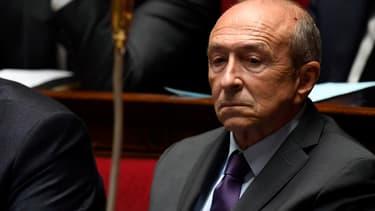 Gérard Collomb, le 4 octobre.