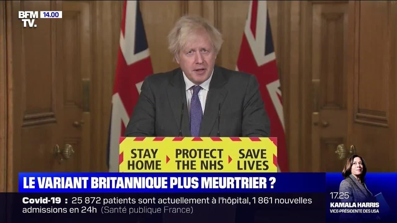 Covid-19: le variant britannique est-il plus meurtrier ?