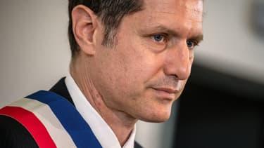 Le maire LR de Valence, Nicolas Daragon. (Photo d'illustration)