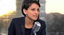 La porte-parole du gouvernement et ministre des Droits des femmes, Najat Vallaud-Belkacem.