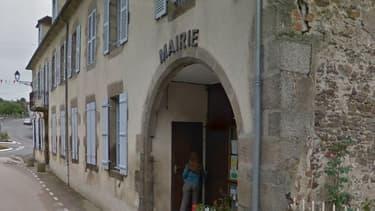 La mairie de Genouillac - Image d'illustration