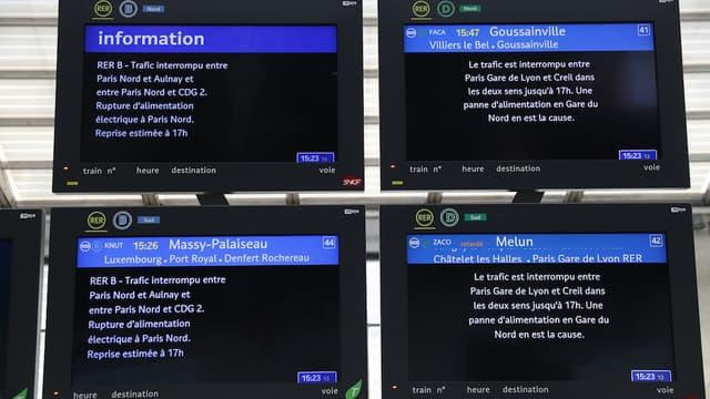 Il s'agit de mieux informer les voyageurs avec la géolocalisation des trains, des écrans qui indiquent où sont les places disponibles et une meilleure information en cas de crise