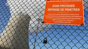 En mars dernier, l'ingénieur s'est vu refuser l'accès à la centrale nucléaire de Nogent-sur-Seine, dans l'Aube, ici en décembre 2011.