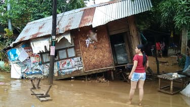 Au moins 68 personnes sont décédées aux Philippines après le passage d'une tempête Usman.